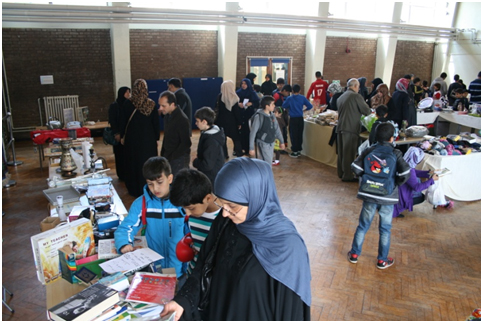 Arabic school donations 2014